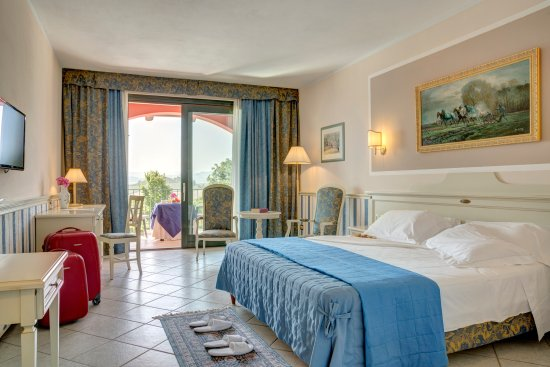"Hotel SantaMaria - Centro Congressi - Wellness : Camera ""Panorama"""