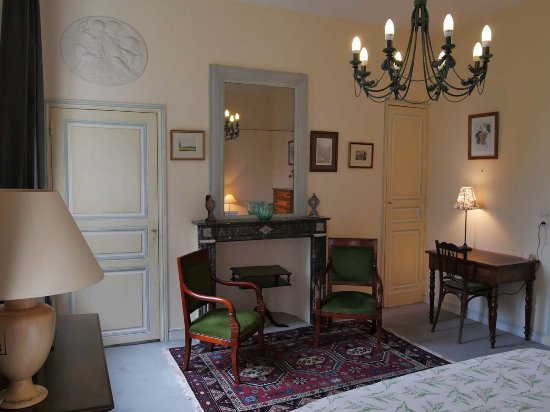 Lannoy, Francia: Chambre Claude Monet