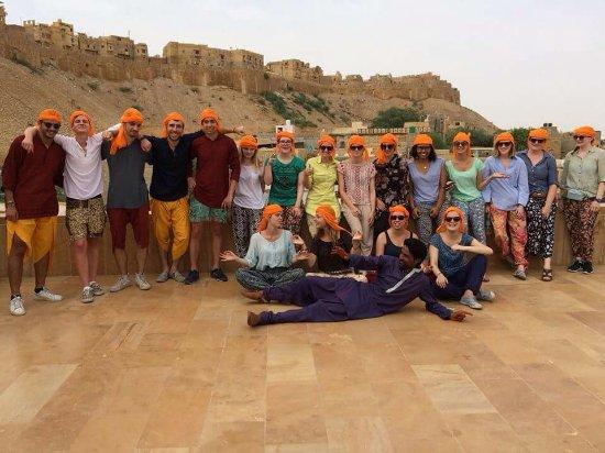 Abu Safari Jaisalmer