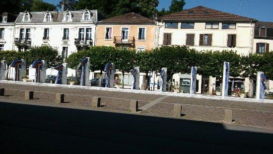 Contrexeville, Francia: Thermes de Contrexéville