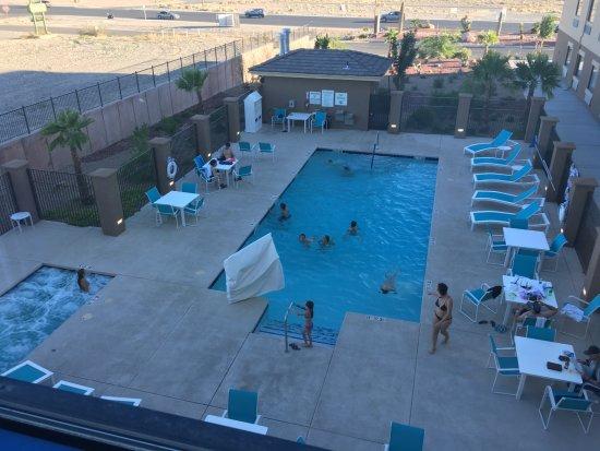 Pahrump, NV: Pool and Whirlpool