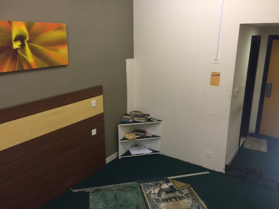 Citymax Al Barsha: Prayer rooms