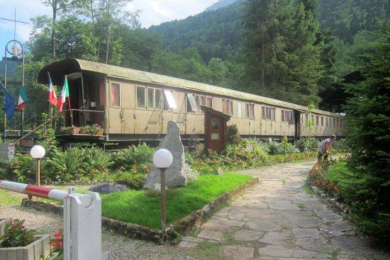 Baceno, Italien: Il villaggio Treno dei Bimbi