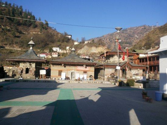 Hatkeshwari Mata Temple Complex: Temple