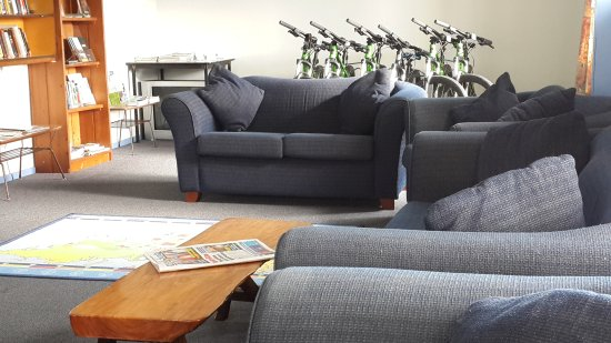 Berkenhoff Lodge: Comfortable Sofas
