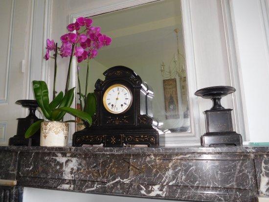 Lannoy, Francia: Suite Jules Verne - horloge