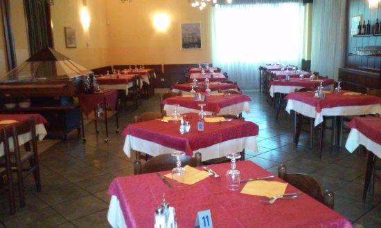 Arluno, İtalya: sala da pranzo