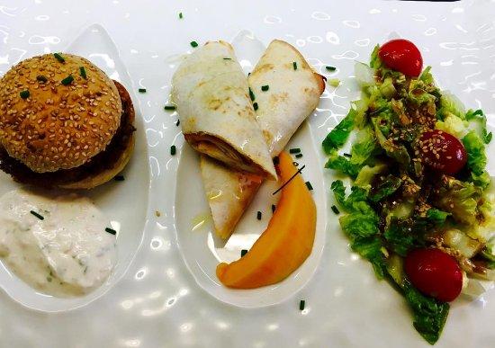 L' Arome Cuisine de Saveur: Maxi assiette du jour façon Snack