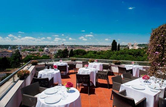 Settimo Roman Cuisine Terrace Roma Ludovisi Menu