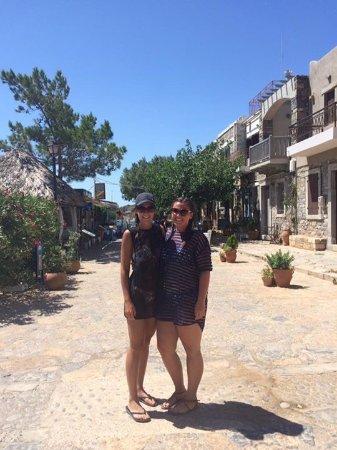 Elounda Ilion Hotel: Day out at Plaka Beach