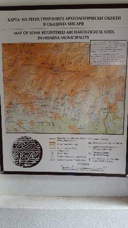 Hissarya, Bulgaria: Some interesting things in the museum.