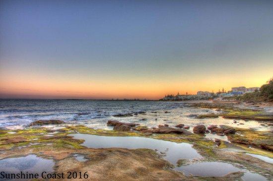 Caloundra, Australia: Kings beach