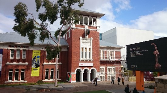 Perth Institute of Contemporary Arts (PICA)