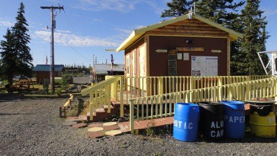 Glennallen, AK: ZONA COMUN