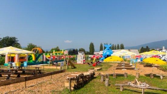 Swiss Labyrinthe Delémont - Zone de jeux pour enfants