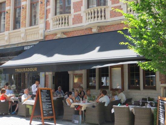 Interieur - Picture of Troubadour, Leuven - TripAdvisor