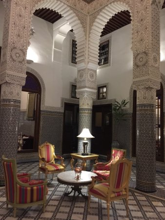 Riad Fes - Relais & Chateaux: photo7.jpg