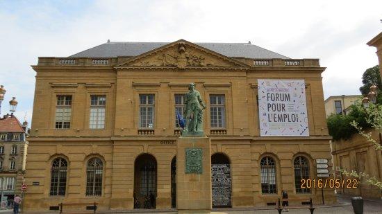 Office de Tourisme de Metz