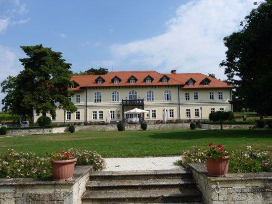 Tokaj Wine Region: Grof Degenfeld Castle Hotel and Winery