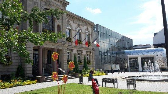 Illkirch, France : Environnement du resto