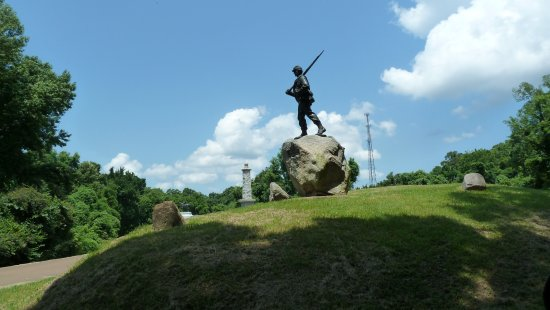Vicksburg National Military Park: Military Park Vicksburg