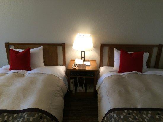 Shinano-machi, Japón: ベッド