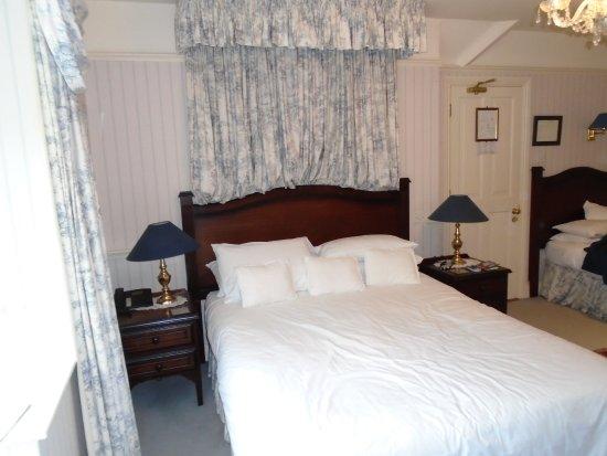 Fuchsia Guest House: Schlafen wie die Fürsten