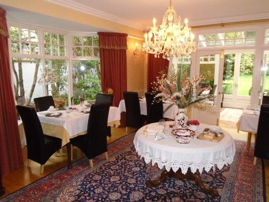 Fuchsia Guest House: Hier nimmt man ein köstliches Frühstück ein