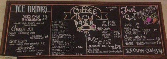 Cowaramup, Austrália: Cowtown Diner & Burger Bar