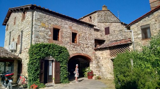 Photo of Hotel Residence SanSano Gaiole in Chianti