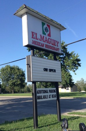 Maryville, MO: El Maguey Mexican Restaurant. An excellent addition to the Northwest Missouri dining scene.