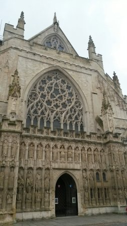 Exeter Cathedral: 20141127_122639_large.jpg