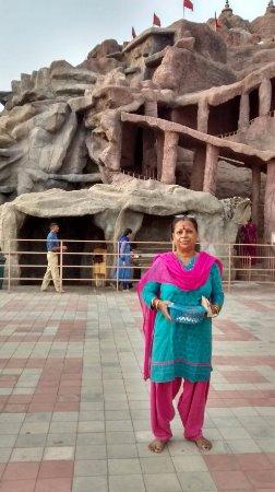 Vaishnodevi Temple: Mom