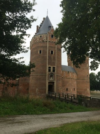 Flemish Brabant Province, Bélgica: View from the entrance