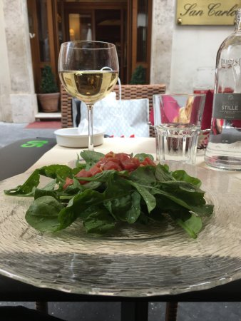 My week-end in Rome. To be in Rome you have to try local cuisine ...