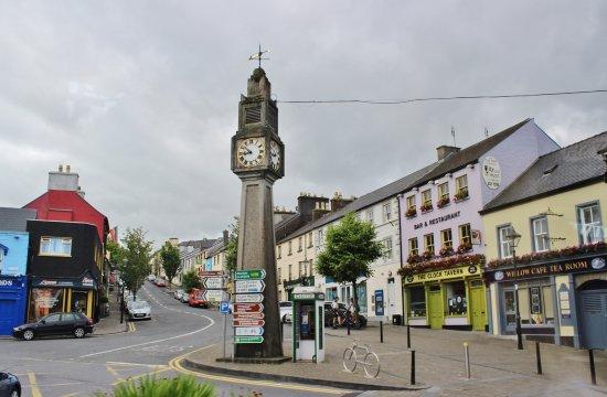 The Clock Tavern, Westport, Connemara, Ireland July 2016