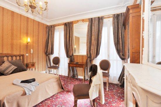 Hotel d'Argenson: chambre double 3