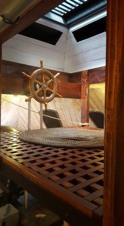 Kinston, Carolina del Norte: The wheelhouse