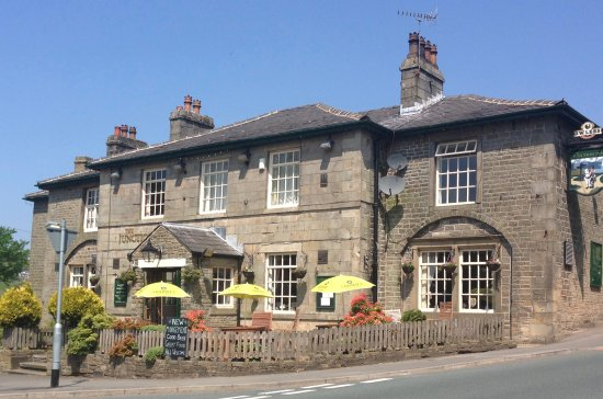 Denshaw, UK: The Junction Inn