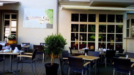 Königstein im Taunus, Alemania: Restaurant und Weinbar