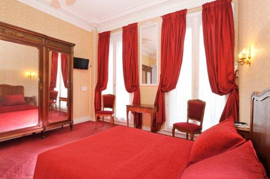 Hotel d'Argenson: Chambre double 1
