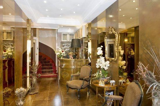 Hotel d'Argenson: reception 2