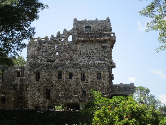East Haddam, CT: Gillette Castle exterior