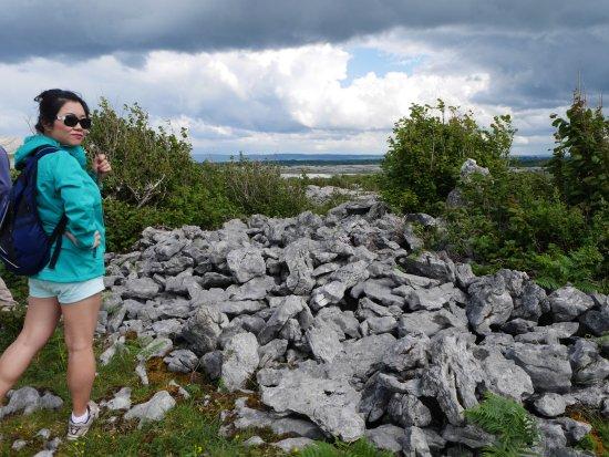 Kilfenora, Ireland: the burial site
