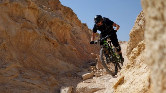 Sababike: Desert riding at its best!