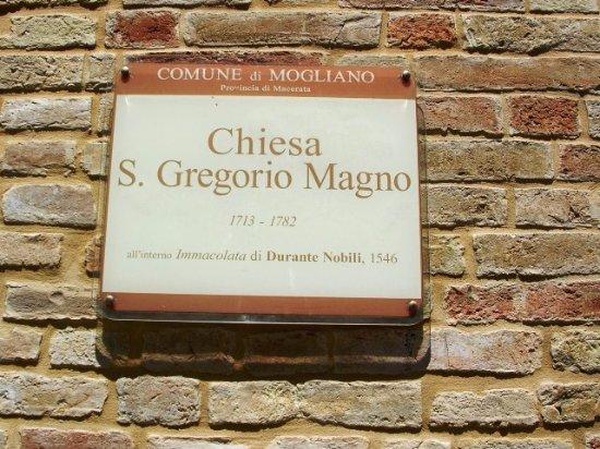 Parrocchia San Gregorio Magno