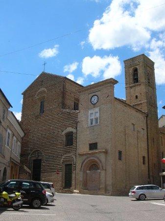 Mogliano, Ιταλία: Santa Maria in Piazza