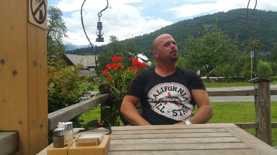 Bohinjska Bistrica, Slovenia: קצת מהמנות.