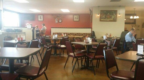 Greeneville, TN: Old Stage Restaurant
