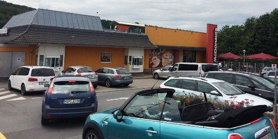 Wertheim, Deutschland: Mc Donald's Restaurant